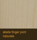 Abete naturale