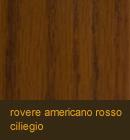 Rovere color ciliegio