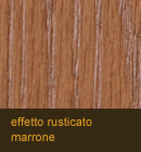 Rusticato marrone